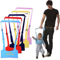 baby walking aids - Useful Kids Harnesses Leashes Toddler Belt Walking Assistant Baby Safe Learning Walk Aid Assistant Harness Adjustable Strap