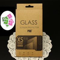 Wholesale Tempered Glass Membrane Retail Package Box Free Gift Alcohol package Package Box Wet Wipes Dry Wipes DHL