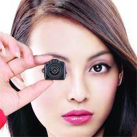 Wholesale Camera Photo Mini Camcorders Micro Smallest Portable HD CMOS Mega Pixel Pocket Video Audio Camera Mini Camcorder P DV DVR Recorder