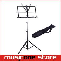 Wholesale Hot New Music Accessories Folding Portable Bold Music Stand Tripod MU0297