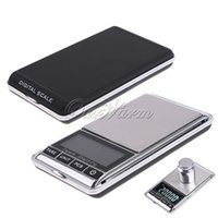 balance homes - Silver Portable Mini Pocket Electronic Digital Balance Scale Digital LCD Display for Home Jewelry Diamond Measure