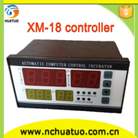 Wholesale Digital automatic small egg incubator thermostat controller for humidity and temerature controlling XM