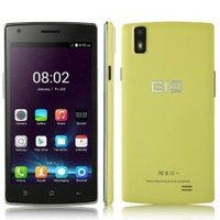 Wholesale New Elephone G4 cell phone Android Quad core MTK6582 inch IPS HD GB GB MP camera Smart Wake GPS Dual sim G Smartphone Yellow