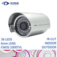 cctv ir led camera - Security Camera CMOS TVL HD CCTV Camera Waterproof Night Vision Infrared IR Bullet DVR Inspect Video Surveillance Camera System W08