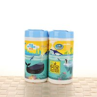 wet tissue paper - Companion way car wipes wet wipes Packed Car Auto Accessories wet tissue paper napkins creative moisturizing shipping