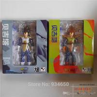 batman hair - Pre sale Next Edition Datong Dragon Ball S H Figuart Black Hair Scouter Vegeta SHF Action Figure Toy SDCC Vegeta Model Figure
