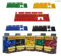 abs mechanical keyboard - keycaps Key Cap Taihao Double Shot ABS Granite Dolch OEM Gaming Multicolor for Mechanical keyboard