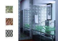 wall cladding - home flooring tile marble mosaic glass mosaic tiles wall cladding TV background backsplash bathroom decor tile