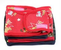 Ropa interior nueva mascota Shorts Sanitarias perro masculino pañal precioso color al azar 5 Tamaños