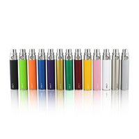 Wholesale Ego Battery E Cig Ego t E Cigarette Batteries mAh for Thread Atomizer Clearomizer mt3 CE4 CE5 CE6 DCT