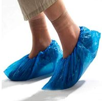Wholesale DHL Disposable Shoe Covers Pack Of Protect Your Carpets And Floors One Size Fits All B115