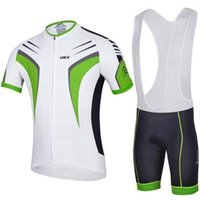 Wholesale Kinds Tops For Men - Hot Cheji Cycling Clothing For Men New kind of Short Sleeve Jersey Cycling Top and cycling bib shorts Pants