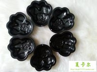 Wholesale Man MICKEY MOUSE Mickey Minnie small piece of cake mold rice mold baking mold