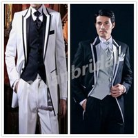 Cheap groom Tuxedos Best groomsman suit