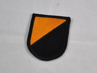 army ranger berets - Army Ranger Training Brigade beret badge holder shield Cap Beret Flash badge