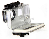Wholesale NEW arrival GoPro waterproof housing case M Diving Waterproof Transparent Skeleton frame for Go Pro Hero Camera