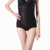 Wholesale Fashion Slim Lengthen Body Shaper Waist Cinchers Underwear Adjustable Women Lady Girdle Body Shapers Belt Corset Trimmer ERI1