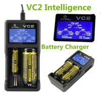 1.5v battery charger - 2015 New version XTAR VC2 Charger for battery Chargers