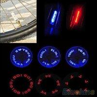 3 wheel motorcycle - Flash LED Lights Neon Bicycle Bike Motorcycle Lamp Tire Spoke Wheel Valve P4U