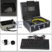 airs tft - air duct inspection camera DK with inch TFT color monitor and high quality DNY function and keyboard