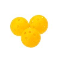 golf balls - 36pcs Plastic Golf Practice Training Balls Lightweight Perforated