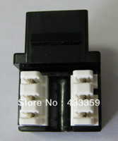 Wholesale RJ11 cat3 voice keystone jack