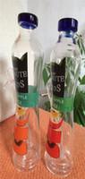 apple juice glasses - Apple Juice Bottle Bong quot inches Spary Paint Can Glass Hookahs Enjoy Minute Buds Apple Juice Coke Bottle Glass Bubbler Pipes SP92