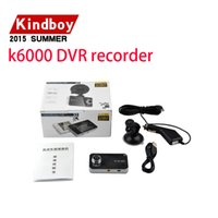 car camera vehicle dvr - Car DVR Recorder K6000 w Retail Box Full HD Vehicle Cameras Camcorder quot P Vehicle Black box DVR Night Version Wide Angle