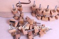 Cheap Violin Clamps tools Clamp Repair Violin Tool Tuthier Violin Maker 32 pcs #Q25