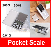 Wholesale 200g g g Mini Electronic Digital Pocket Scale Jewelry Weighing Balance Counting Function Blue LCD g tl oz ct