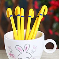 promotional pens - Creative stationery Ballpoint Fresh and Lovely Cartoons Umbrella Crutch Cane Ball Pens Promotional Pen