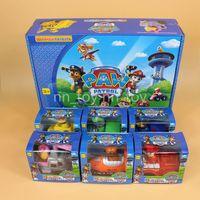 Wholesale 12 Paw Patrol Truck Figure Dolls Toys Patrol Dog Toys Action Paw Patrol Figures Toys Anime Dog Toys Styles