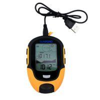 Wholesale New Design Waterproof FR500 Multifunction LCD Digital Altimeter Barometer Compass NVIE order lt no track