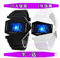glass table clock - Electronic Table Fashion Watches Sports Swimming Watch Luminous watches electronic Waterproof meter Alarm Clock Calendar men