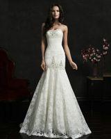 adora wedding dress - Adora Mermaid Corset Wedding Dresses Ivory Sweetheart Corset Back Vestido De Noiva Manga Longa Sexy Wedding Gowns Cheap BM18