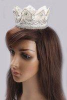 Cheap wedding crown tiaras Best bridal hair crown decoration