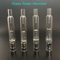 Cheap Newest Pyrex Glass Hookah atomizer vhit atomizer tank Dry Herb Wax Vaporizer herbal vaporizers pen water filter pipe cigarette bongs