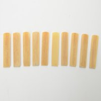 Wholesale 10PCS High Grade Bamboo Tenor Saxophone B Reeds sets