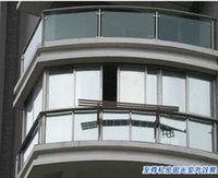 Wholesale reflective film household Tint home insulation window prevented bask in one way perspective upset windowsill silver films glass membrane
