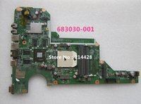 Wholesale 100 tested Best price for HP G4 G6 G7 DDR3 AMD A70M chipset G non integrated motherboard with high quality