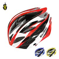 Wholesale Mountain Road Bike Bicycle Cycle Helmet Ultralight Cycling Helmet Riding Cycle Equipment Accessories WOLFBIKE