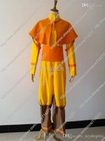 aang cosplay - Custom Cheap Aang Cosplay Costume from Avatar the Last Airbender
