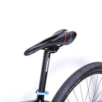 Wholesale High Quality Top Grade Mountain Bicycle Cycling MTB Soft Saddle Comfortable Wearproof Road Bike Saddle Seat Pad