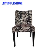 Wholesale Fashion white dining chair wood chairs Dining Room Furniture wood living room furniture wooden office chair