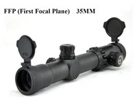 Wholesale Visionking x30 FFP First focal Plane MM Tactical rifle scope riflescopes Mil dot Hunting