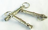 adjustable dog whistle - High quality New Dog Training UltraSonic Whistle Pet Training Dog Adjustable UltraSonic Sound Whistle