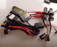 achat en gros de kit ampoule h4-H4-3 H13-3 9004 / 9007-3 xénon HID Kit 35W 12V de voiture ampoule de phare + Ballast DC230 4300K 5000K 8000K 10000K 12000K Kit Xénon