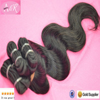 online shopping - Online Dhgate Human Hair Body Wave g pc Inch Cheap Full Head Natural Remy Human Hair Shops