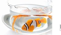 Wholesale Hot Sale Electric Fish Colors Electronic Pet Toys Magical Robo Fish Robofish Robot Fish Activated Turbot Electric Swimming Clownfish