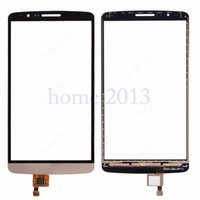 Cheap 1pcs Free Shipping Touch Screen Glass Replacement Part for LG G3 D850 D851 D855 VS985 LS990 Touch screen Digitizer with Flex Cable